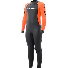 ORCA Open Squad Fullsleeve Wetsuit Kids black
